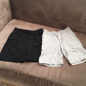 Boys crazy 8 bundle of 2 cotton shorts